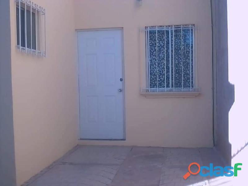 Se vende casa como nueva en Villas de Guadalupe Zacatecas Mexico. En privada, o cerrada.