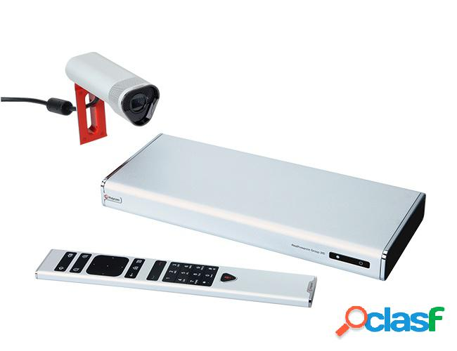 Poly sistema de videoconferencia realpresence group 310, hd, hdmi, rj-45