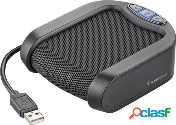 Poly speakerphone calisto 420, alámbrico, usb 2.0