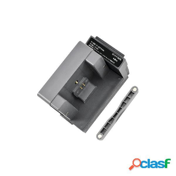 Cadex cargador para 1 batería, negro, para kenwood