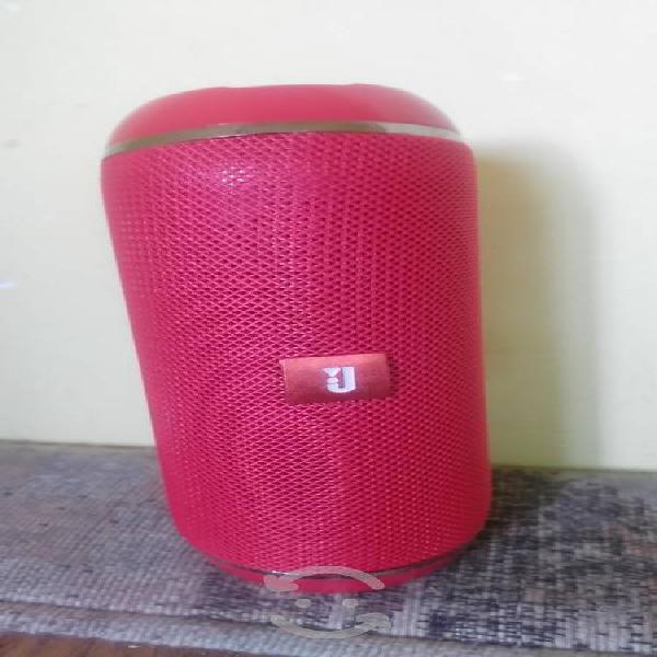 Altavoz portátil speaker inalámbrico bluetooth