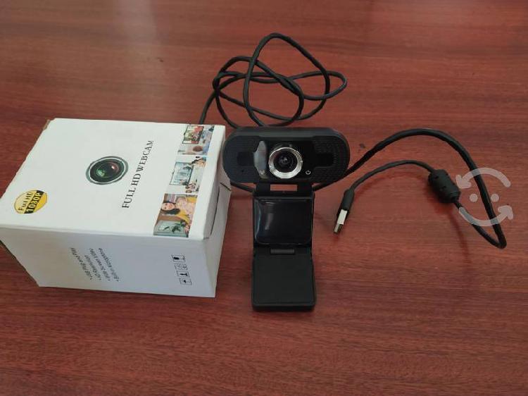 Cámara usb full hd compacta para celular pc smart