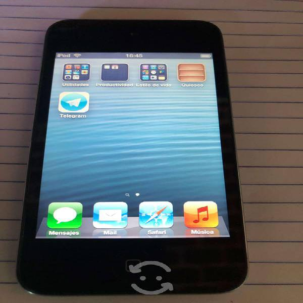 Ipod touch 16 gb 3gen funcionando