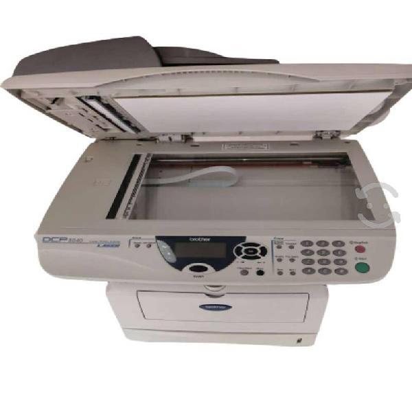Impresora multifuncional brother dcp 8040