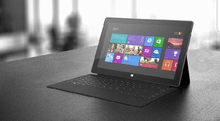 Microsoft surface rt tablet/notebook