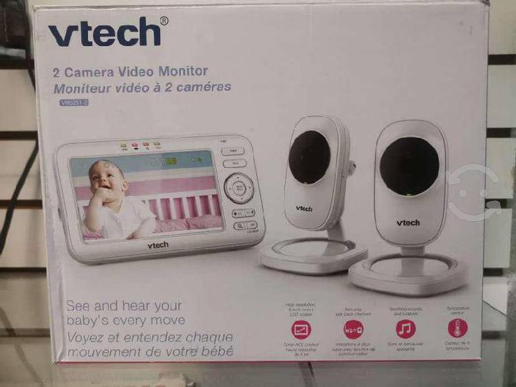 Monitor de video para bebe