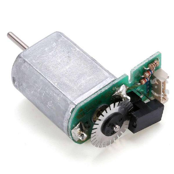 Motor l2523 con encoder ab 30ppr arduino pic avr