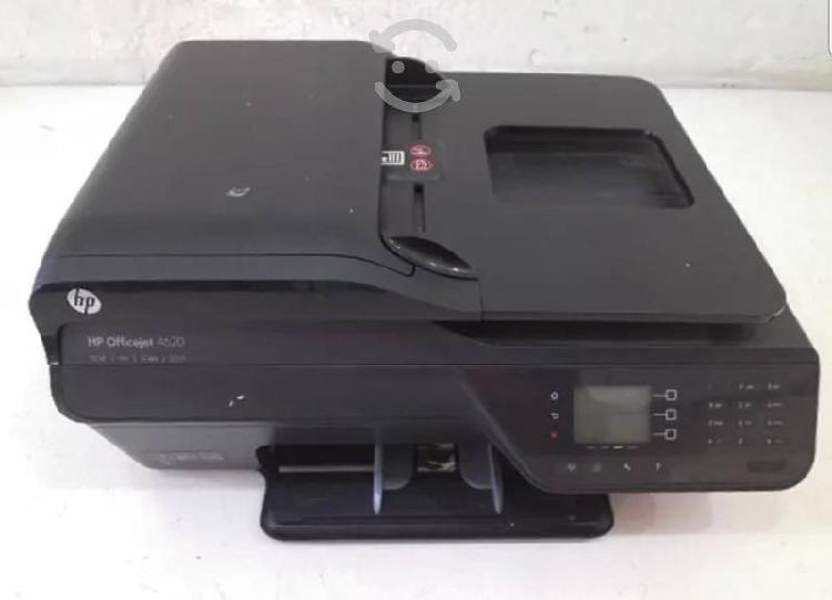 Officejet scanner impresora fax copiadora