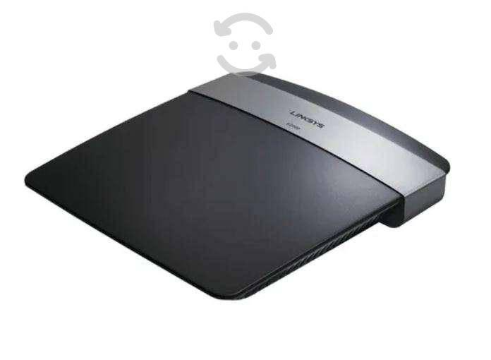 Router linksys e2500 n600