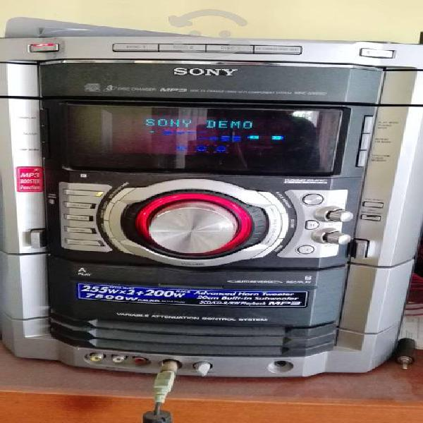Sony genezi mhc-gn880