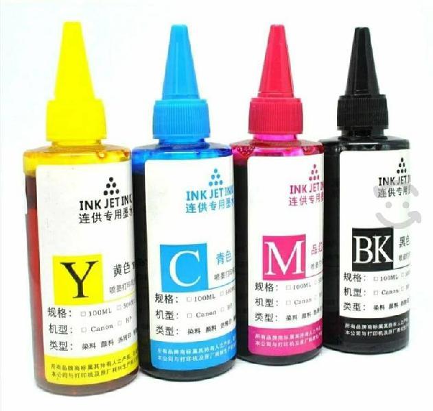 Tinta inkjet para las mejores marcas