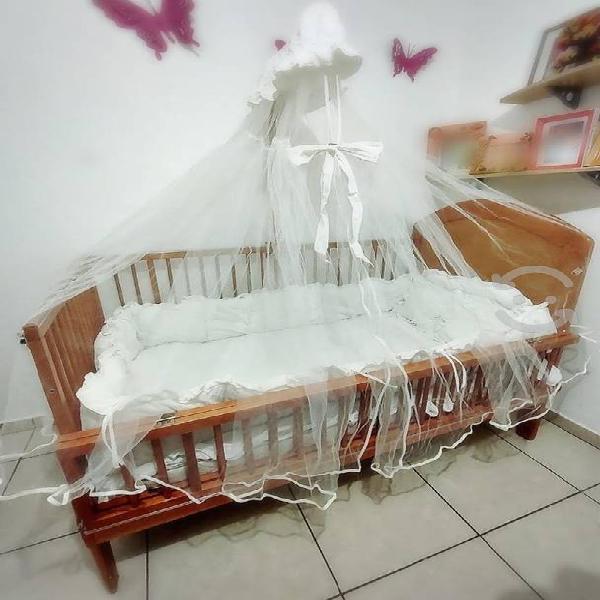 Cama cuna para bebé