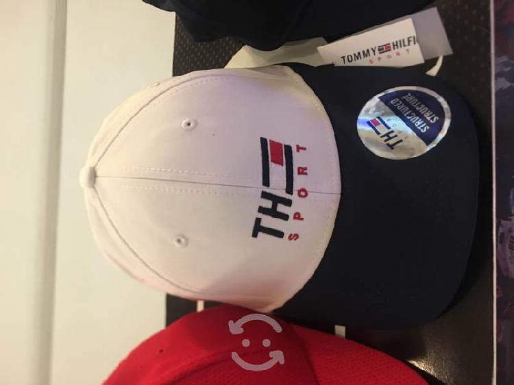 Gorras de moda tommy