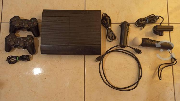 Ps3 500gb/ ofw hackeable4.32