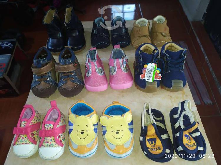 Zapatos beba oferta, 9 pares