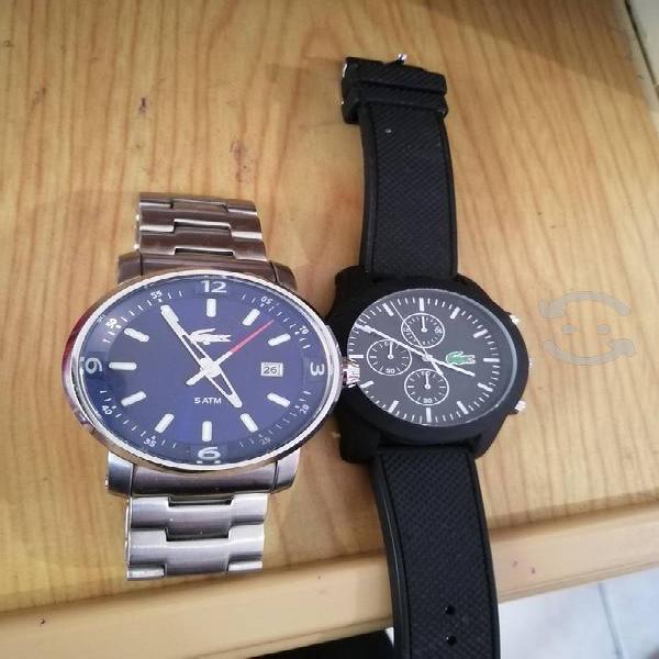 Relojes lacoste originales!!!