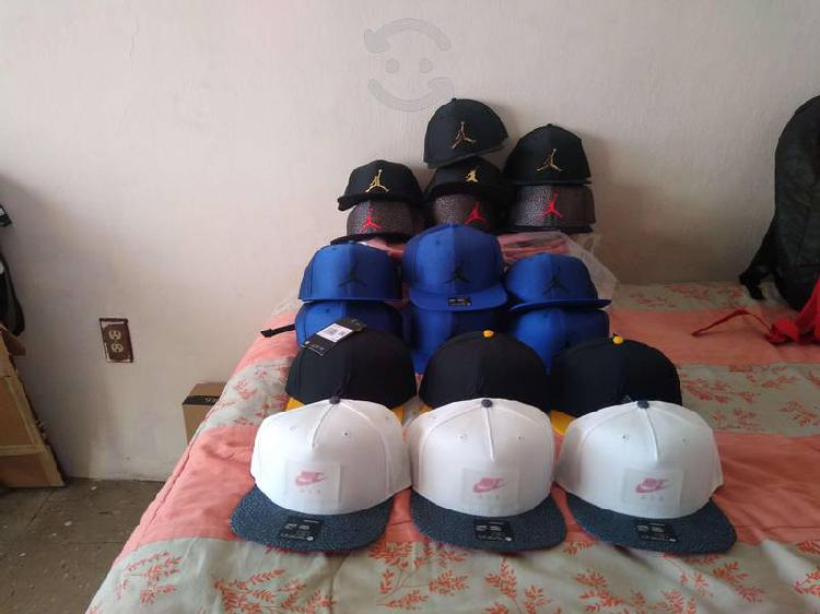 Vendo gorras jordan nuevas originales