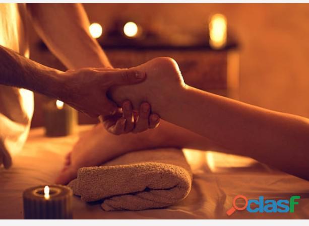 Masajes relajantes y erotico atiendo solo a mujeres