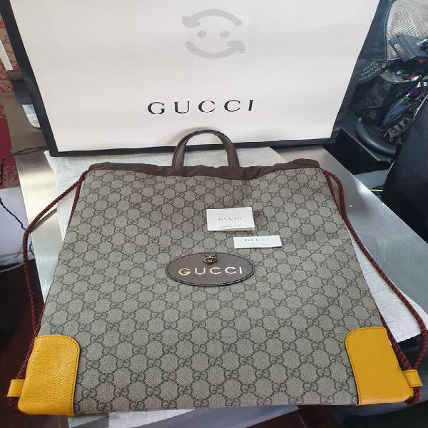 Mochila backpack gucci