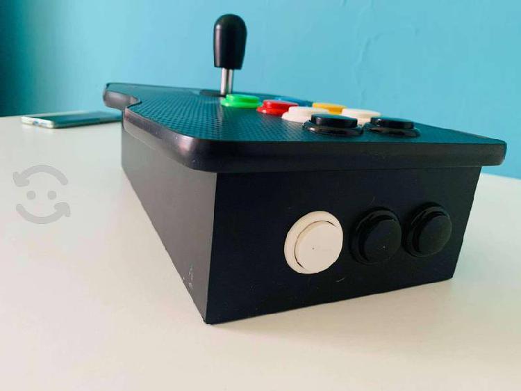Control joystick arcade pc y android bluetooth