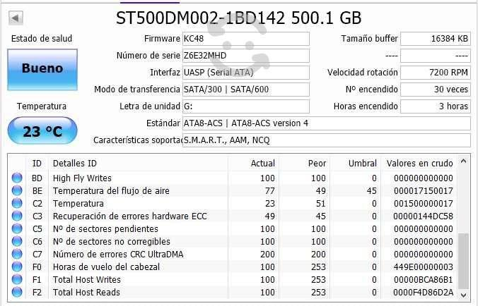 """Discos duros sata 3.5"""" 500 gb seagate y wd seminu"""