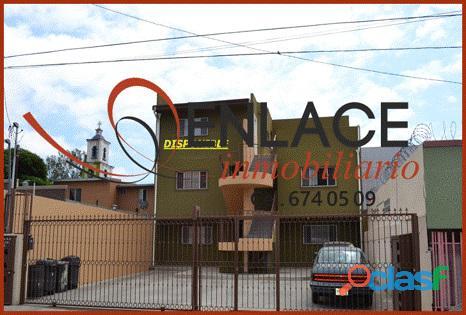 Departamento en renta, ermita norte, tijuana, baja cfa.