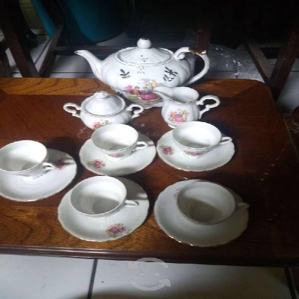 Antiguos juegos de tee