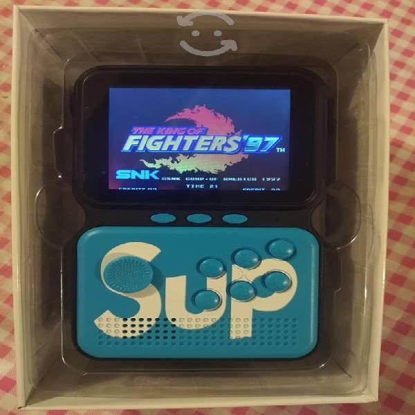 Game box power/incluye memoria con 900