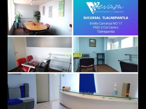 Oficinas virtuales con recepcionista