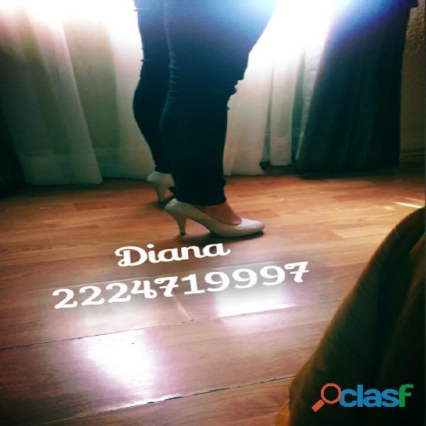 Diana, casada dispuesta a cumplir todas tus fantasías.