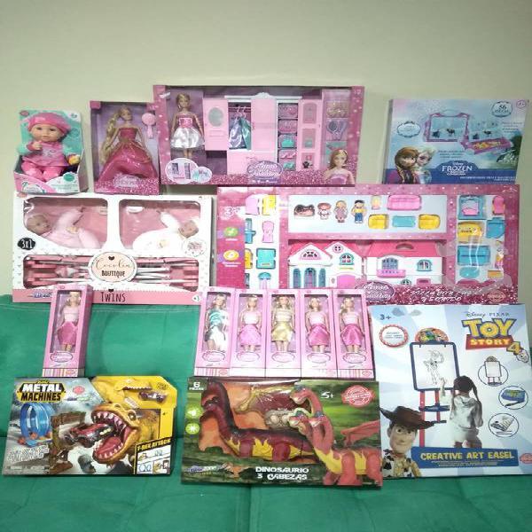 Lote de juguetes nuevos !!