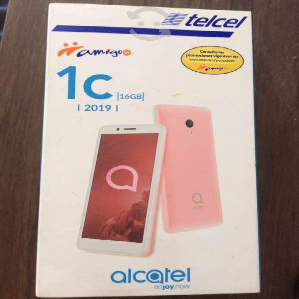 Alcatel 1c rosa liberado