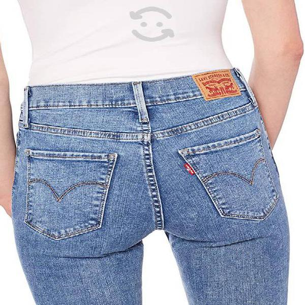 Jeans levi's 720 high rise super skinny talle 29