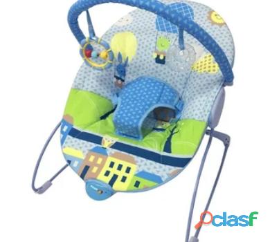 Bouncer azul prinsel bebé