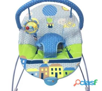 Bouncer Azul Prinsel Bebé 1