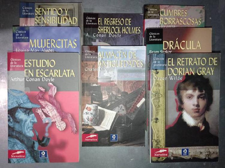 Colección de literatura clásica