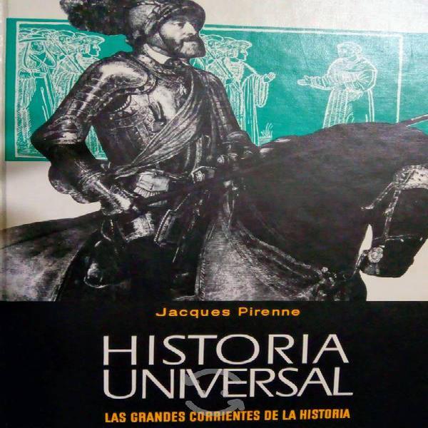 Enciclopedia historia universal.