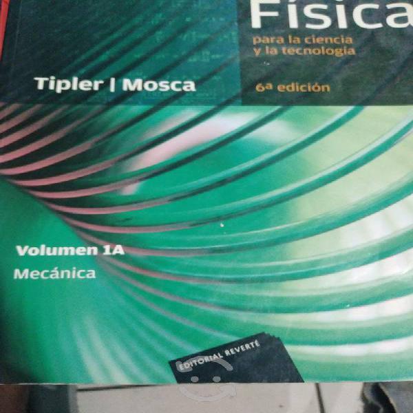 Física para la ciencia y t tipler sexta edición v1
