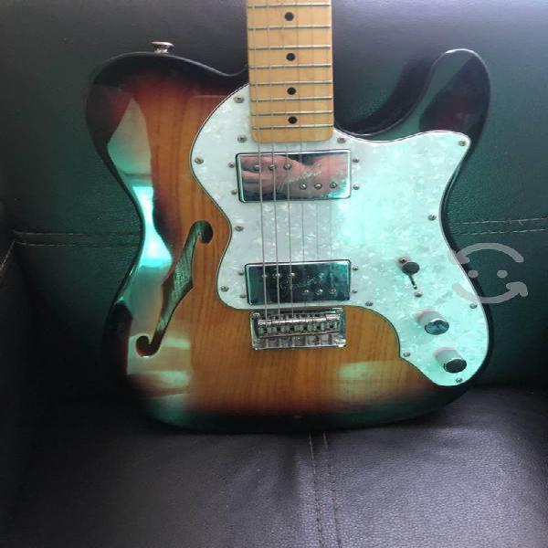 Guitarra eléctrica squier fender telecaster 70,s
