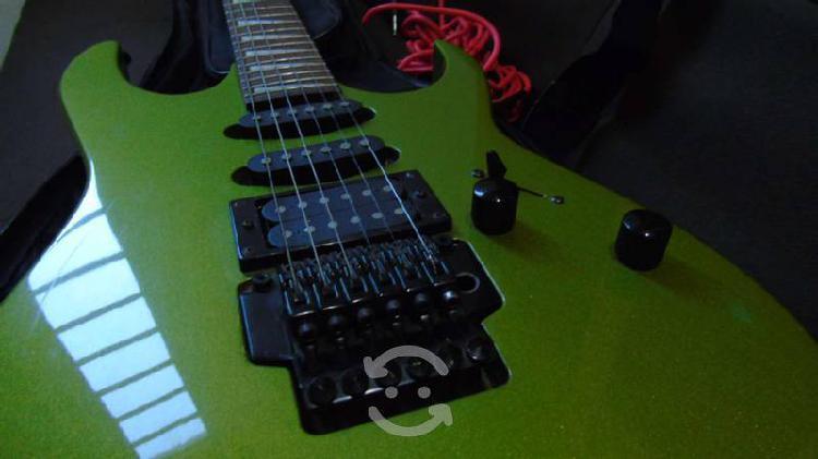 Kit - guitarra electrica - al de audio