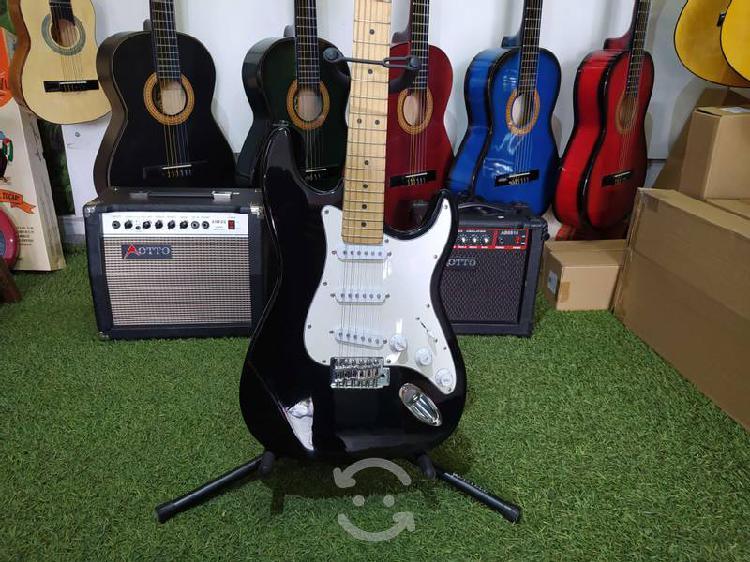 Stand para guitarra acústica y eléctrica