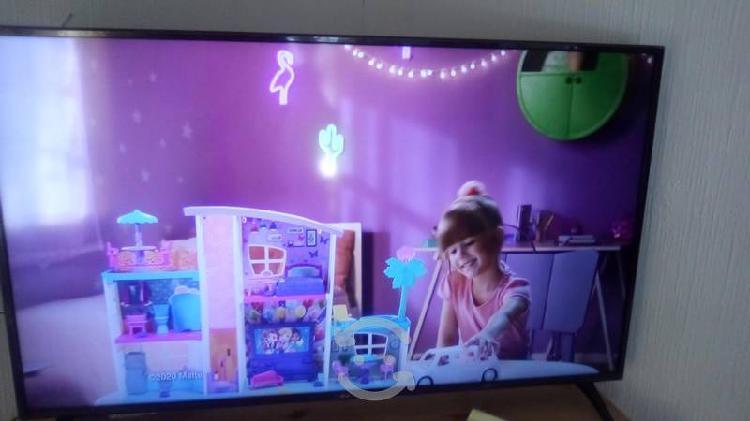 "Tv. 60"" lg smart ultra hd hdr 4k al thingq año /20"