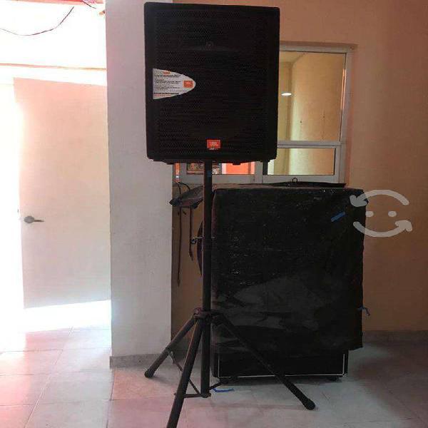 Vendo equipo de audio profesional jbl
