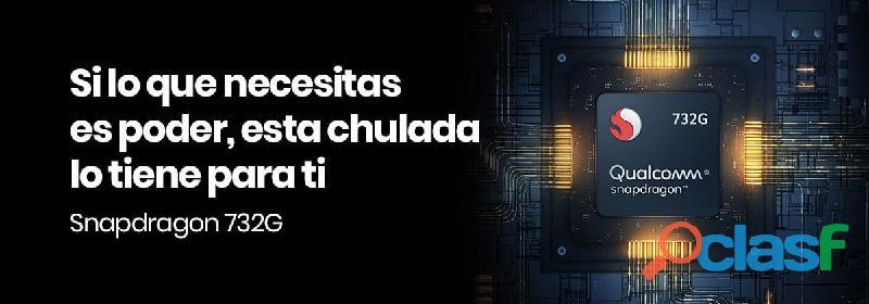 """Xiaomi Pocophone X3 NFC 64GB envío gratis en todo México """"Recíbelo en una semana"""" 7"""