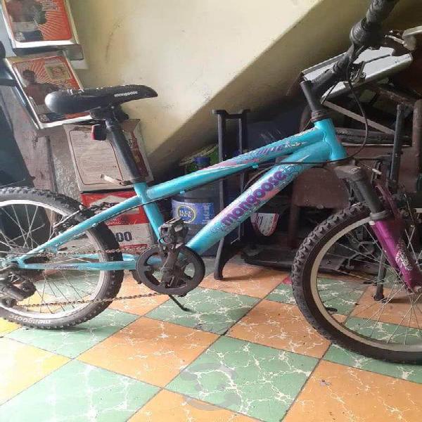 Bicicleta mongoles rodado