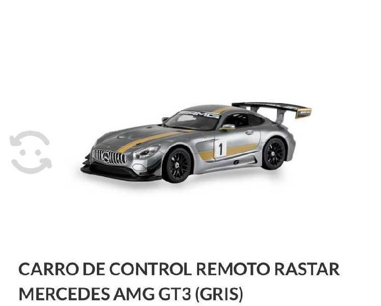 Carro r/c mercedes amg gt3