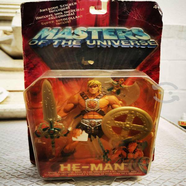 Master of the universe 200x he man nuevo