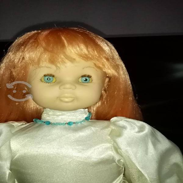 Muñeca vintage 62 cm más bebé de regalo hasbro