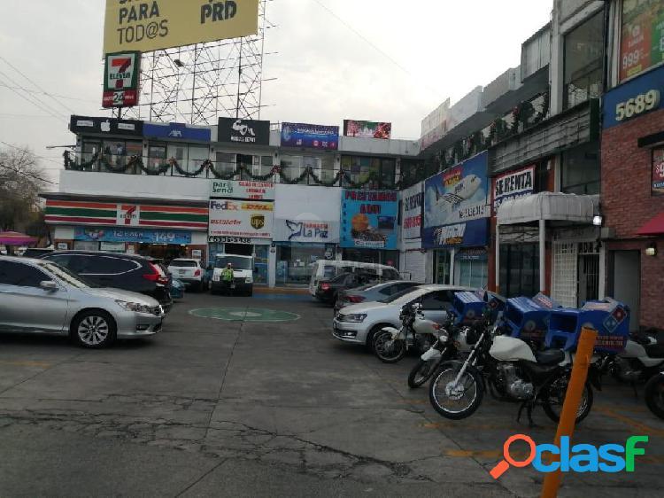 Local comercial en renta en rocedal, coyoacan, local comercial en renta en plaza comercial de 230m2