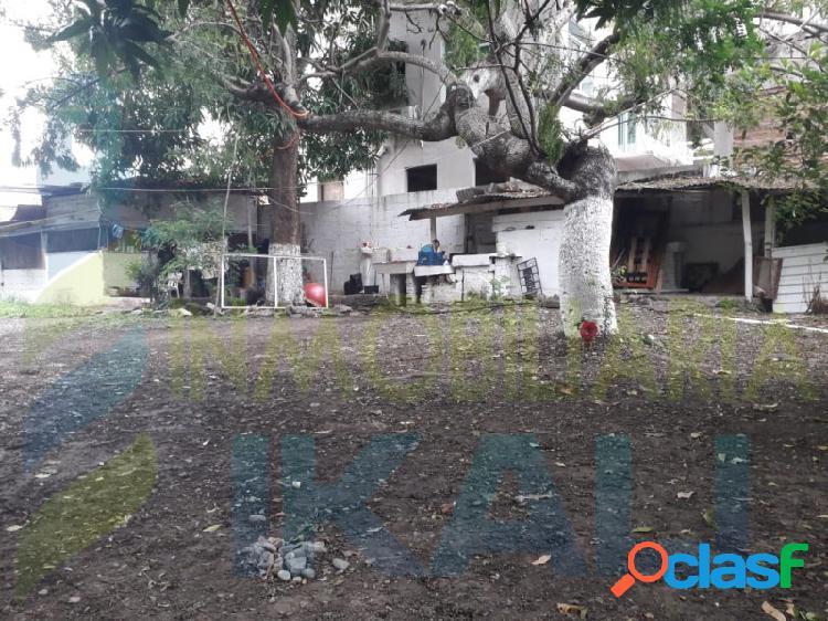Venta terreno 850 m² col. cazones poza rica veracruz, cazones